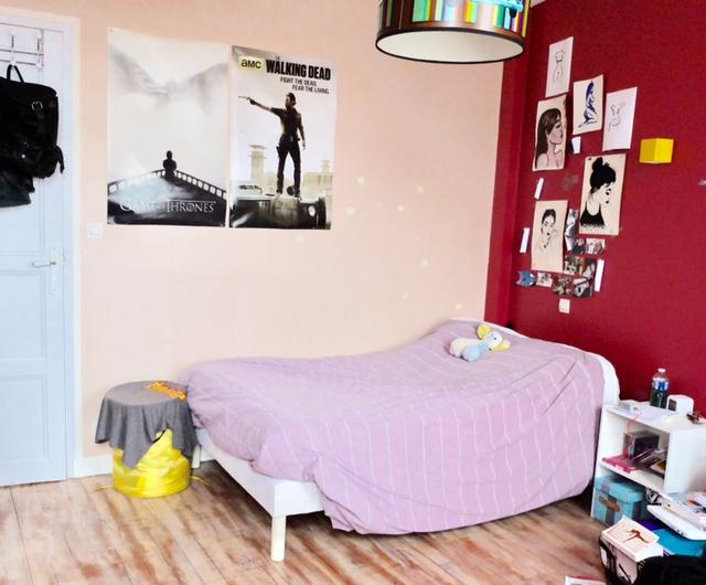 chambre verson